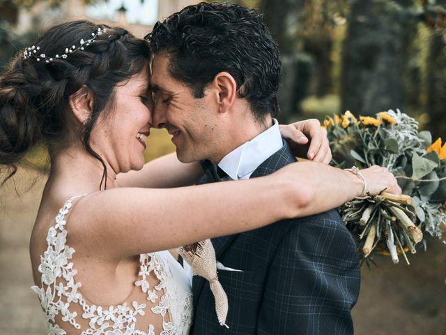 La boda de Bea y Abraham