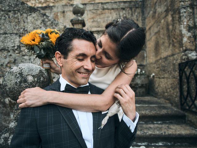 La boda de Abraham y Bea en Vilaboa (Rutis), A Coruña 22