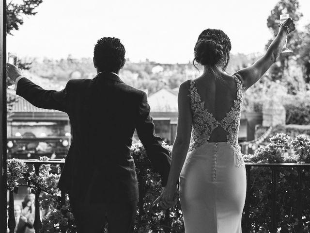 La boda de Abraham y Bea en Vilaboa (Rutis), A Coruña 23