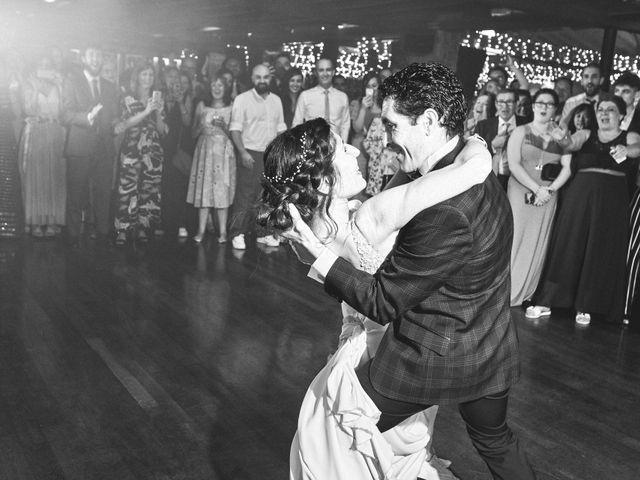 La boda de Abraham y Bea en Vilaboa (Rutis), A Coruña 30
