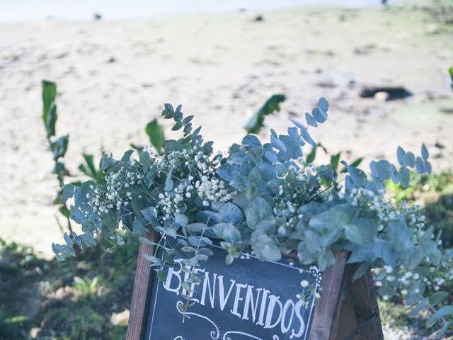 La boda de Ángel  y Sonia  en A Merced (Neda), A Coruña 26