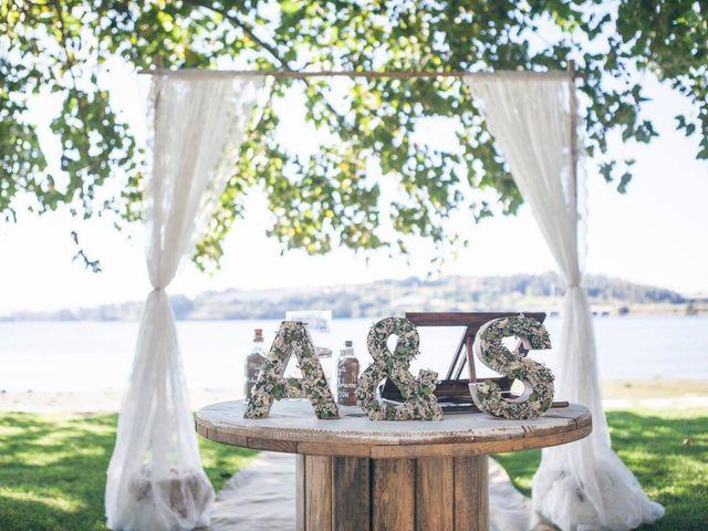 La boda de Ángel  y Sonia  en A Merced (Neda), A Coruña 35