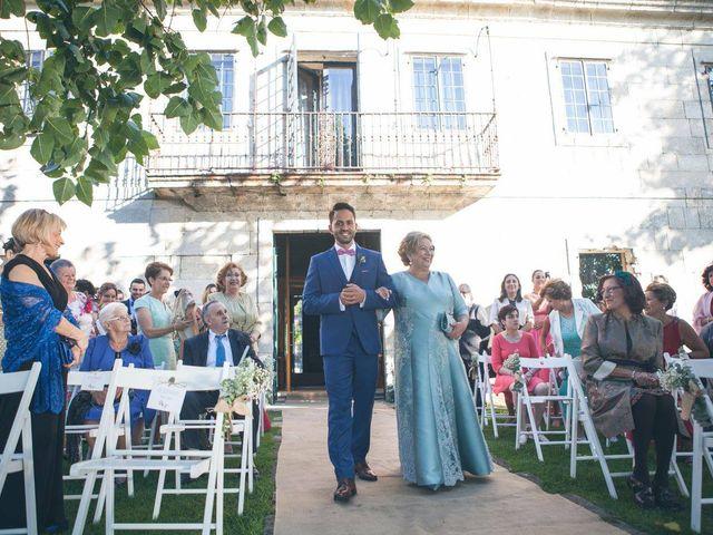 La boda de Ángel  y Sonia  en A Merced (Neda), A Coruña 39