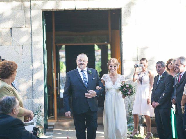 La boda de Ángel  y Sonia  en A Merced (Neda), A Coruña 41