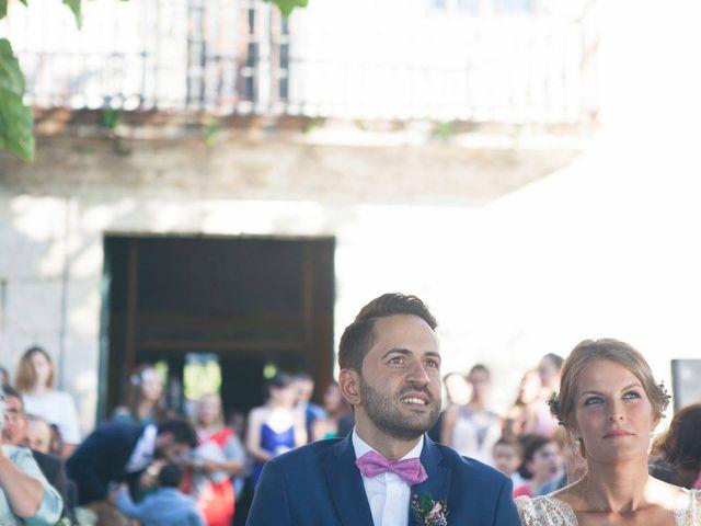 La boda de Ángel  y Sonia  en A Merced (Neda), A Coruña 44
