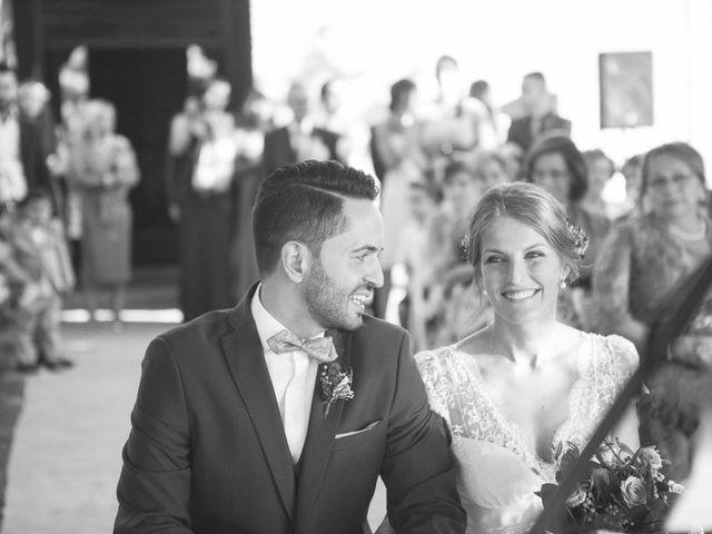 La boda de Ángel  y Sonia  en A Merced (Neda), A Coruña 48