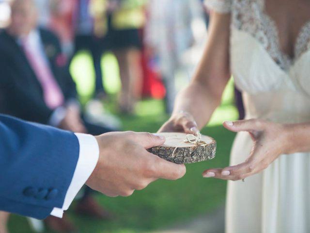 La boda de Ángel  y Sonia  en A Merced (Neda), A Coruña 55