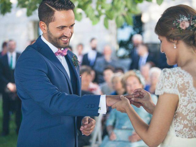 La boda de Ángel  y Sonia  en A Merced (Neda), A Coruña 56
