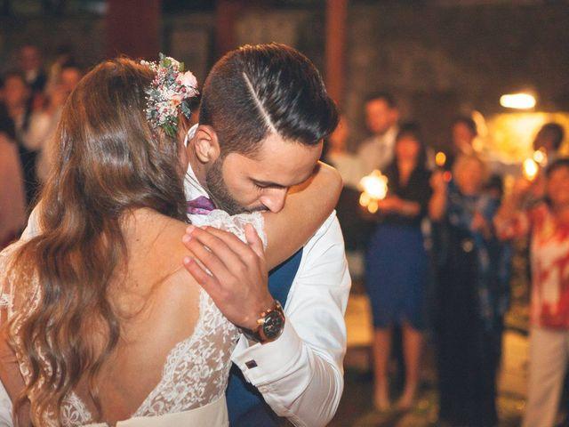 La boda de Ángel  y Sonia  en A Merced (Neda), A Coruña 107