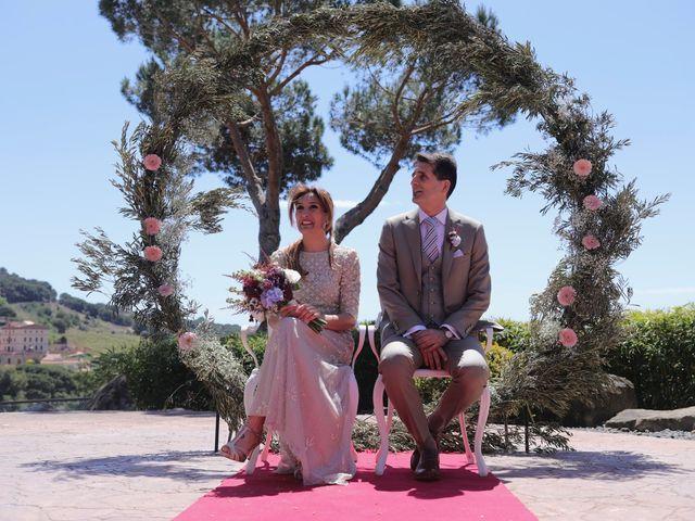 La boda de Rocío y Isaac