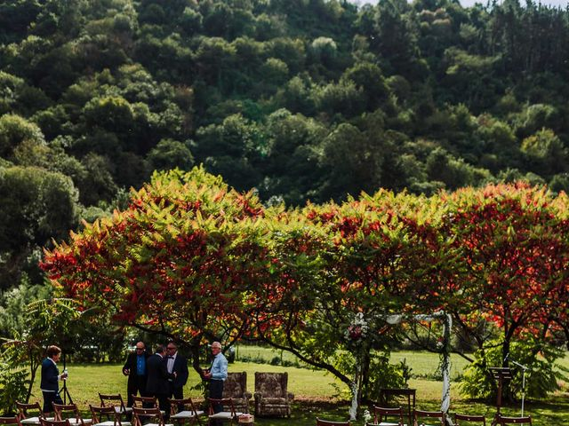 La boda de Francisco y Laura en Grado, Asturias 22