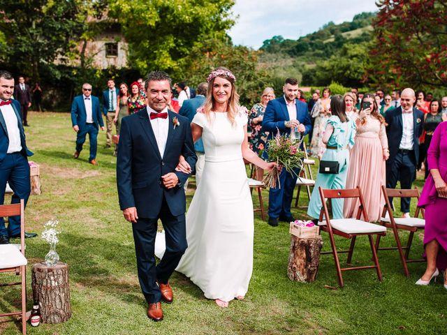 La boda de Francisco y Laura en Grado, Asturias 24
