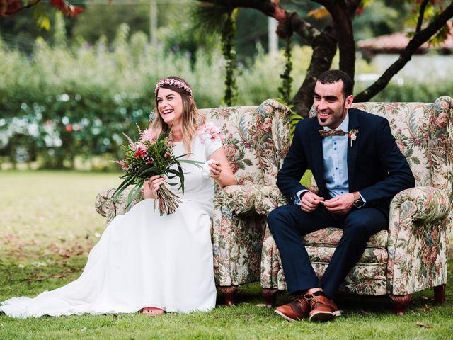La boda de Francisco y Laura en Grado, Asturias 30