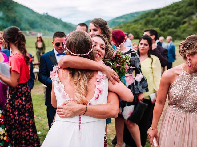 La boda de Francisco y Laura en Grado, Asturias 36