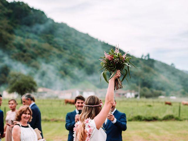 La boda de Francisco y Laura en Grado, Asturias 38