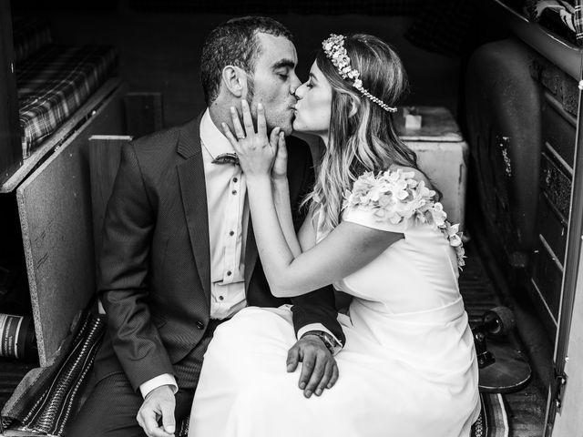 La boda de Francisco y Laura en Grado, Asturias 41