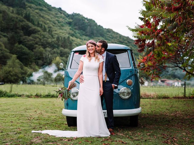 La boda de Francisco y Laura en Grado, Asturias 43
