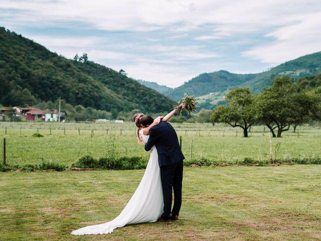 La boda de Francisco y Laura en Grado, Asturias 44