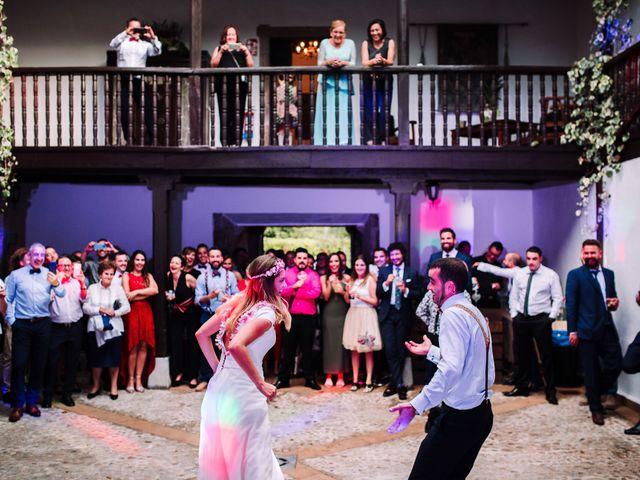 La boda de Francisco y Laura en Grado, Asturias 59
