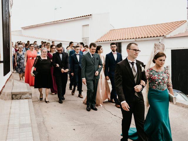 La boda de Alberto y Ara en Torreperogil, Jaén 50