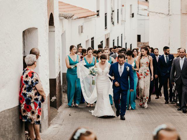 La boda de Alberto y Ara en Torreperogil, Jaén 56