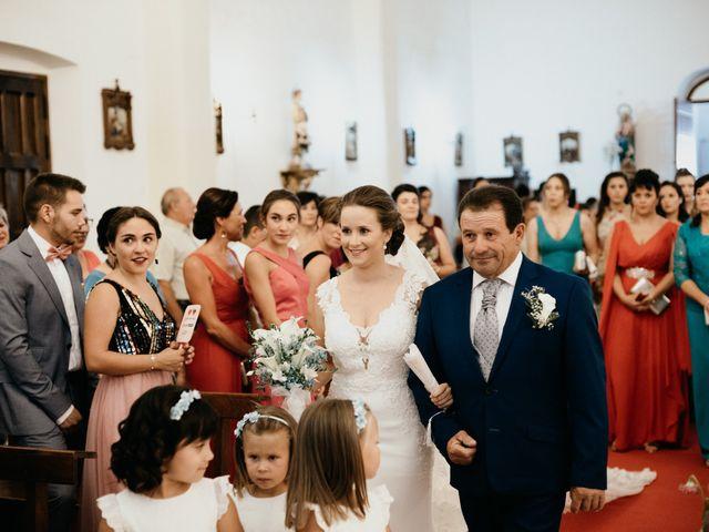 La boda de Alberto y Ara en Torreperogil, Jaén 61