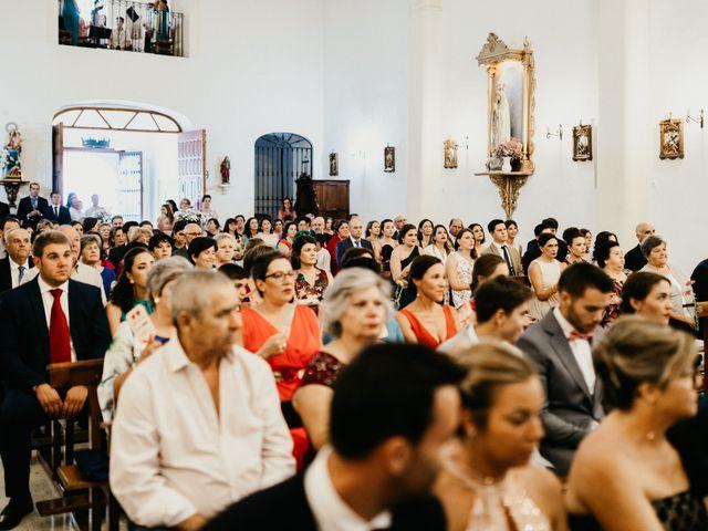 La boda de Alberto y Ara en Torreperogil, Jaén 64