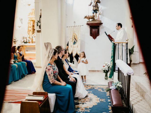 La boda de Alberto y Ara en Torreperogil, Jaén 65