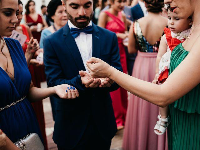 La boda de Alberto y Ara en Torreperogil, Jaén 80