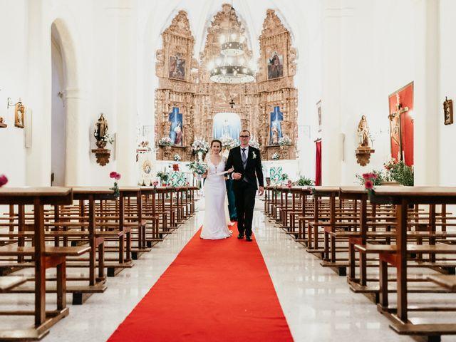La boda de Alberto y Ara en Torreperogil, Jaén 81
