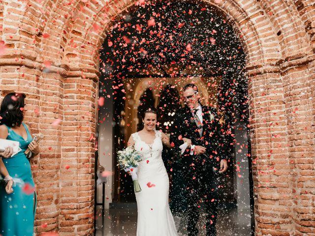 La boda de Alberto y Ara en Torreperogil, Jaén 85