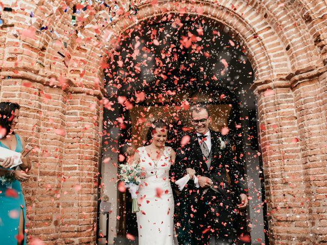 La boda de Alberto y Ara en Torreperogil, Jaén 86
