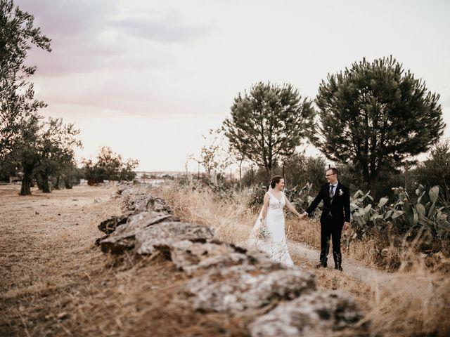 La boda de Alberto y Ara en Torreperogil, Jaén 100