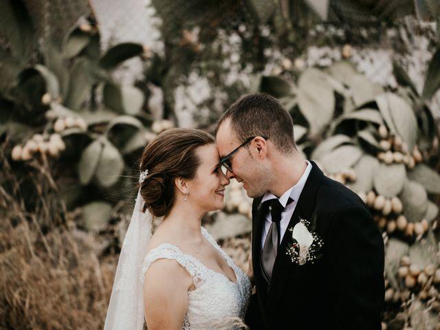 La boda de Alberto y Ara en Torreperogil, Jaén 104