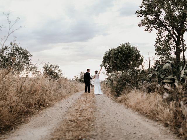 La boda de Alberto y Ara en Torreperogil, Jaén 110