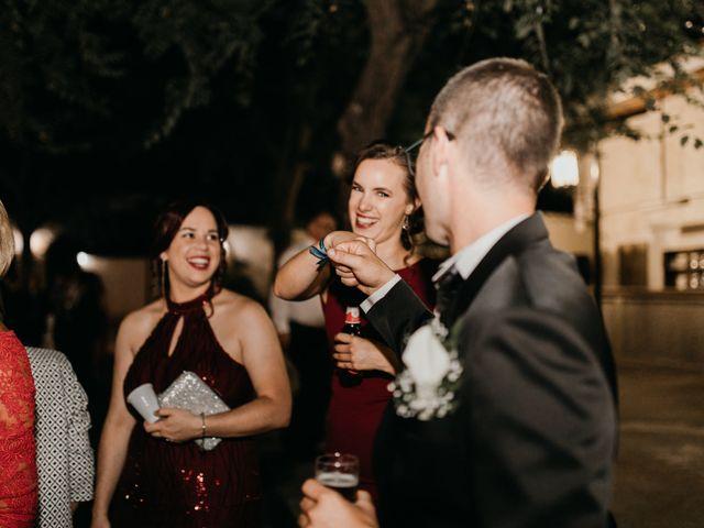 La boda de Alberto y Ara en Torreperogil, Jaén 119
