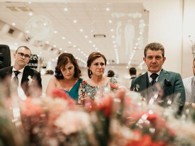 La boda de Alberto y Ara en Torreperogil, Jaén 137
