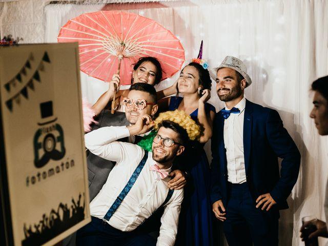 La boda de Alberto y Ara en Torreperogil, Jaén 140