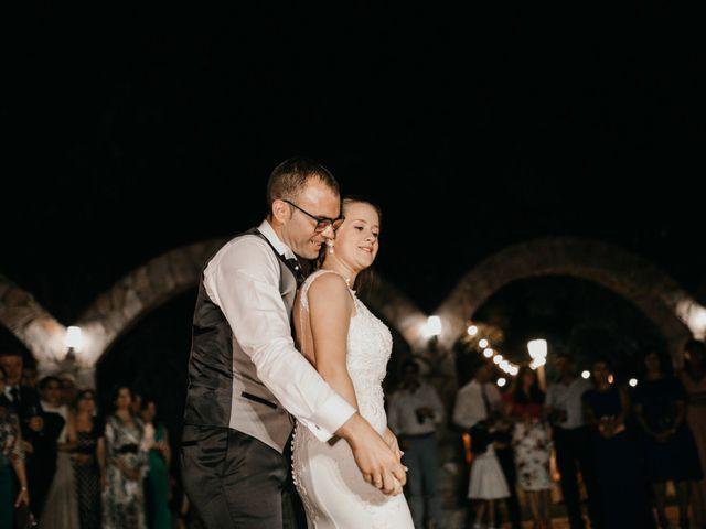 La boda de Alberto y Ara en Torreperogil, Jaén 144