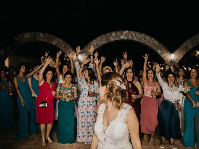 La boda de Alberto y Ara en Torreperogil, Jaén 154