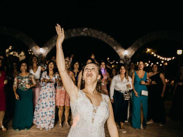La boda de Alberto y Ara en Torreperogil, Jaén 156