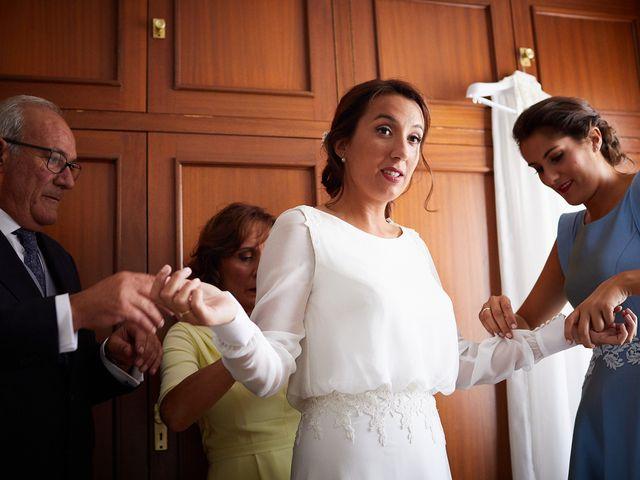 La boda de David y Isabel en Zarraton, La Rioja 5