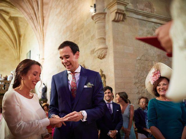 La boda de David y Isabel en Zarraton, La Rioja 8