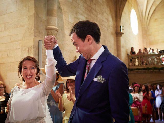 La boda de David y Isabel en Zarraton, La Rioja 9