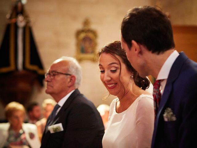 La boda de David y Isabel en Zarraton, La Rioja 11