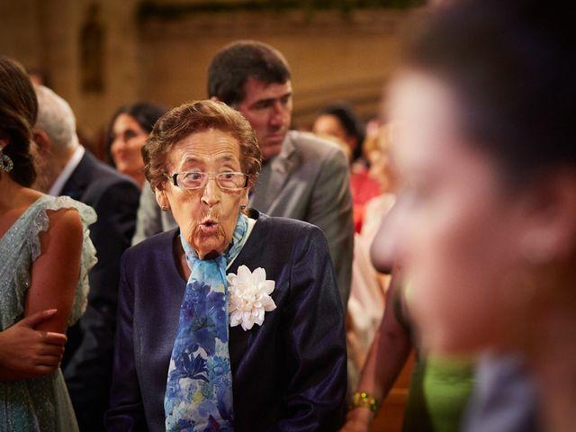 La boda de David y Isabel en Zarraton, La Rioja 12