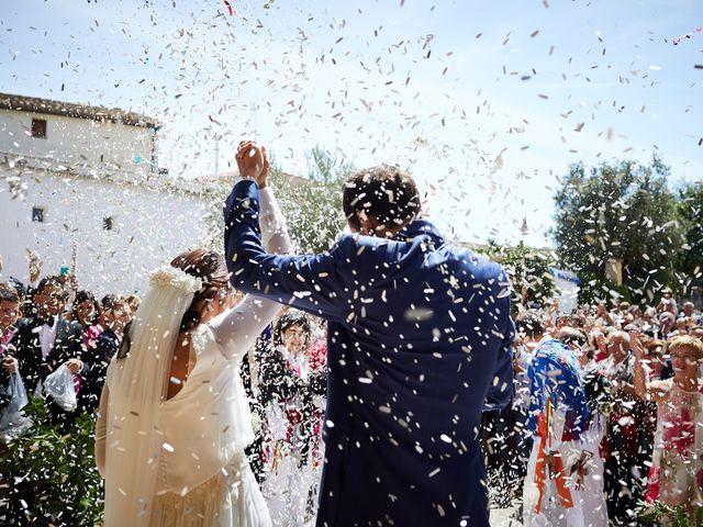 La boda de David y Isabel en Zarraton, La Rioja 16