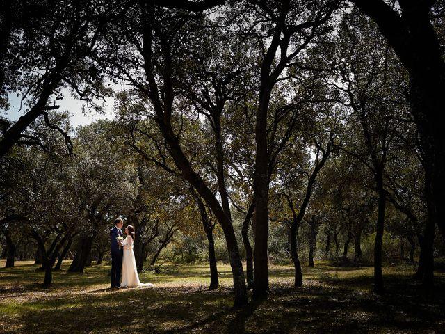 La boda de David y Isabel en Zarraton, La Rioja 18
