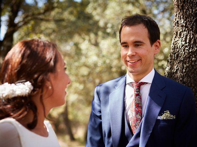 La boda de David y Isabel en Zarraton, La Rioja 19