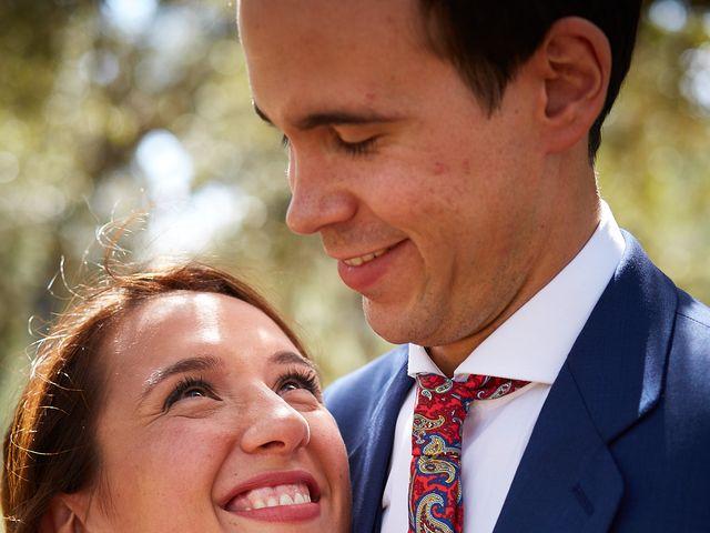 La boda de David y Isabel en Zarraton, La Rioja 21